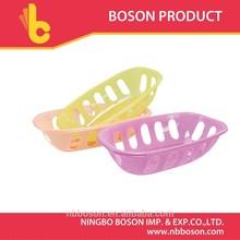 plastic storage basket,food grade plastic basket