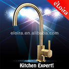 High Quality Solid Gold Faucet