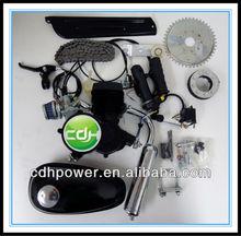 Kick Starting Bicycle Engine Kit A80, 2 Stroke Motor Kit