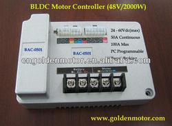 48V100A BLDC motor controller