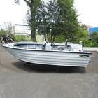 Aluminum boat - 450 Coastrider