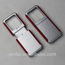 Promotional Pocket Led Magnifier with Light