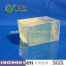 Packaging leather hot melt glue