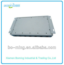 small stamping metal steel box as electrical control box