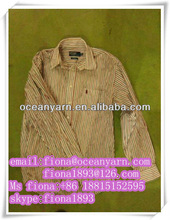 hot sale summer cream used clothing used clothes for men