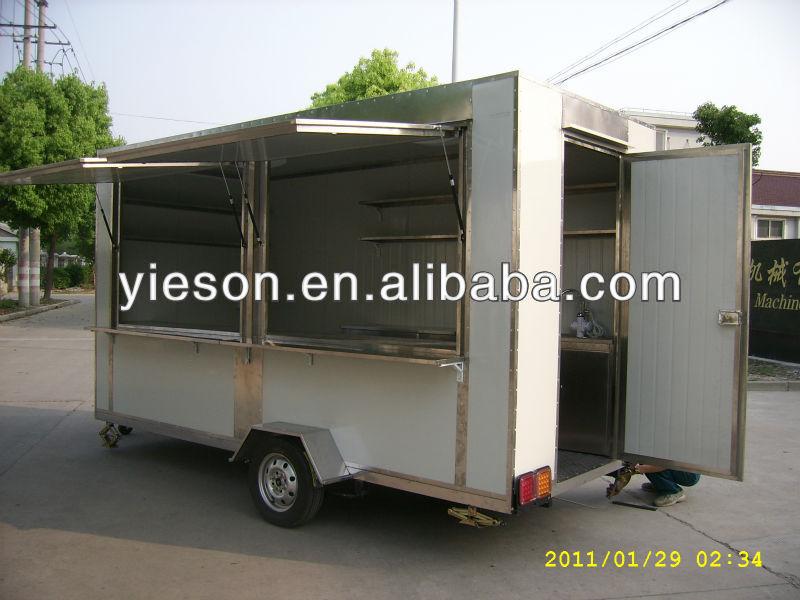 Mobile Kitchen Truck Ys Fv400 Buy Mobile Kitchen Truck