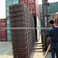 E10 fabric mesh reinforcement construct