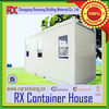 RX Building New Style High-quality Prefabricated Sandwich Panel Container Design of the Room