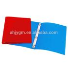 A4 Transparent Ring File Folder/PVC Ring File