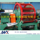 ZPS Whole Tire Shredder for Waste Tyre Recycling Rotary Shredder
