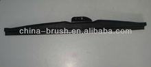 Snow wiper blade natural rubber