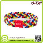 Mega Braid Headband With Silicon