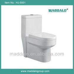 Royal bathroom hotel High End Ceramic Toilet