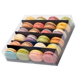 macarons packaging box