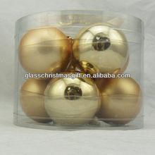 2015 hot sale the most popular barrelled Christmas Ball Ornament Trade Assurance supplier