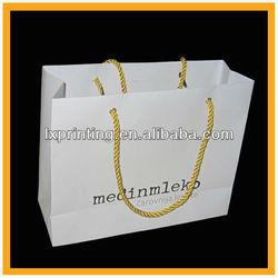 2015 Fashion paper shopping bag