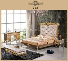 Classic princess Bed