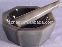 Laboratory Grinding Powdering Agate Grinding Pot