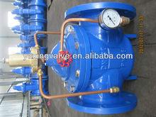 500X cast iron Hold pressure/ Relief pressure valve
