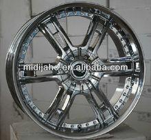 20'' 22'' inch Mitsubishi pajero alloy wheel rim