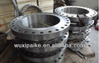 EN/ASME/ASTM/DIN flange/forged flange/connecting flange