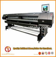 Yaselan Konica Large Format silk screen printing machine