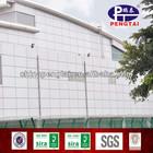 exterior metal curtain wall decorative metal panels