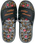 YBJ spring massage slipper accuputure slipper massage shoes
