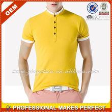 Dri fit men's polo shirts wholesale china
