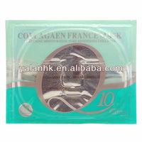 Q10 Gold Foil Collagen Protein Face Mask