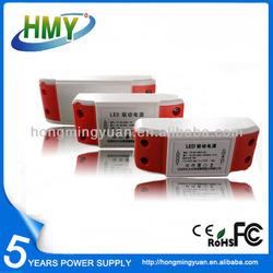 5W 7W 12W 16W 20W 300mA 350mA LED Driver with Constant Current