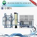 Jiangmen angel 1 ton máquina de agua ro/filtros purificadores de agua