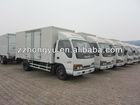 1.5-2tons mini cargo van/van truck/dry van cargo
