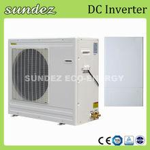 Sundez DC inverter heat pump (1.5-10.50KW) save energy