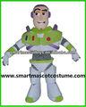 caliente venta de buzz lightyear traje de buzz lightyear mascota de vestuario para adultos