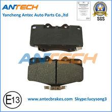 D436 car parts semi-metallic Brake pad for TOYOTA Hilux
