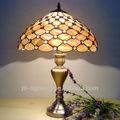 imitación de las lámparas de tiffany táctil lámpara de mesa