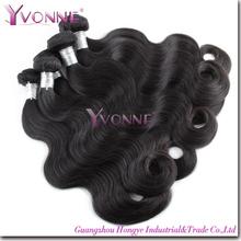 Best Quality Yvonne company hair cambodian virgin hair