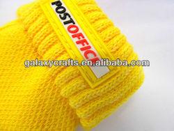 Knitting Cell Phone Sock Holder