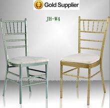 Aluminium/steel tiffany chairs