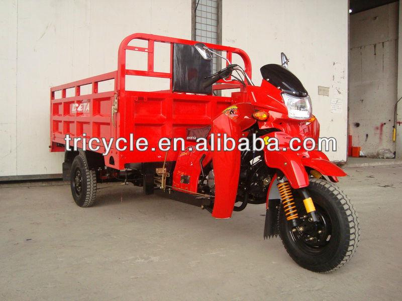 حار بيع 2013 200cc تبريد المياه الصينية 3 عجلة دراجة نارية