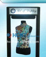 New Innovation 2013 Magnetic Advertising Display Case, poster display case