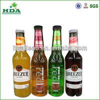 bottle neck shrink sleeve for joint mixture
