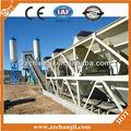 Aprobado por la ce!!! Hzs60 cinta transportadora de hormigón planta de hormigón