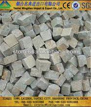 Cheaper paving stone flat cobble