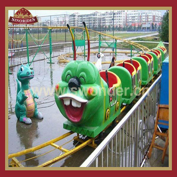 Family roller coaster catapillar cheap roller coaster for sale