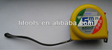 Measuring tape with double scale ,SASO certificater