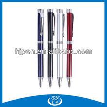 Cheap Multi Color Stainless Steel Twist Metal Ballpoint Pen