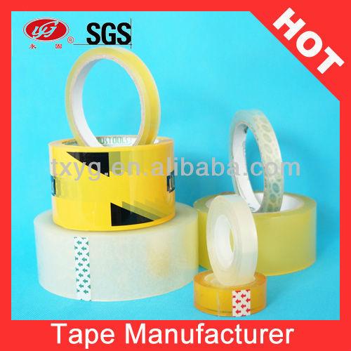 Bopp Film Water Acrylic Glue Adhesive Sealing Tape