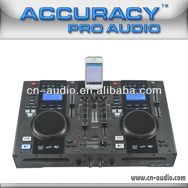 Professional midi controller with virtual software CDUS-210I